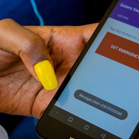 Sisters Keeper App Uganda
