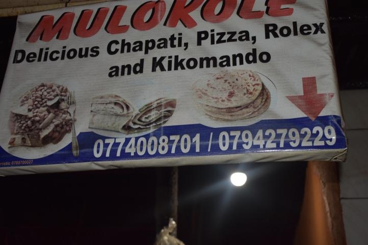 Mulokole's banner