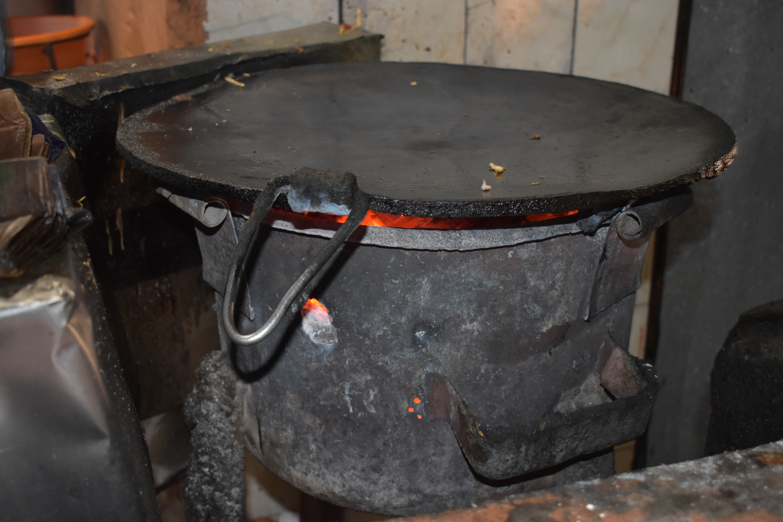 Frying Pan and Sigiri