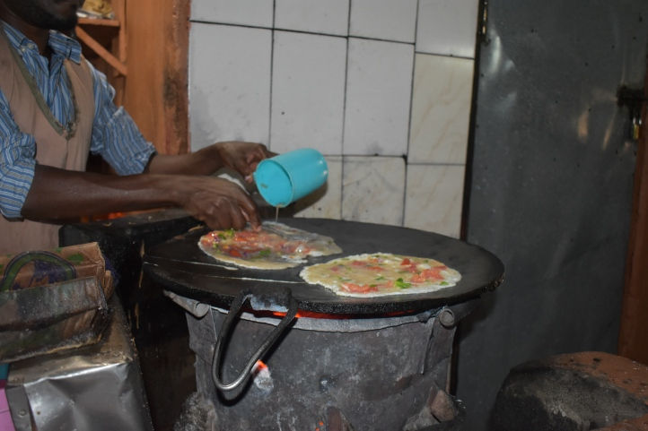Rolex making at Mulokole